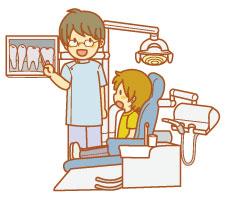 「歯医者 治療 イラスト 無料」の画像検索結果